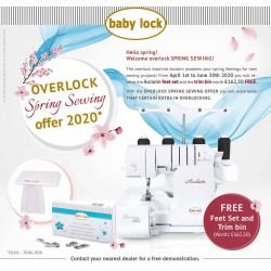 Baby Lock Acclaim Overlocker