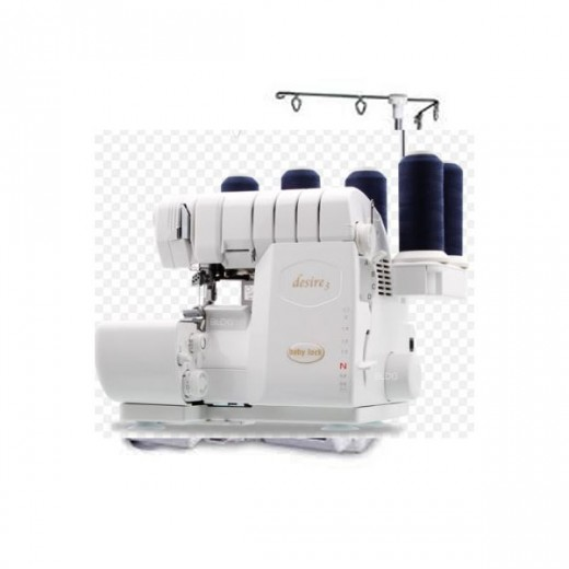 Baby Lock Desire 3 Overlock and Coverstitch Machine