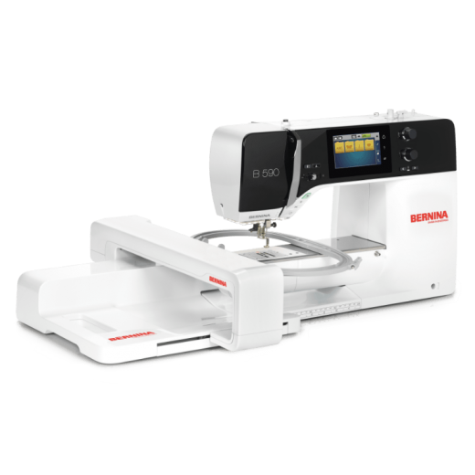 Bernina S-590E Sewing And Embroidery Machine