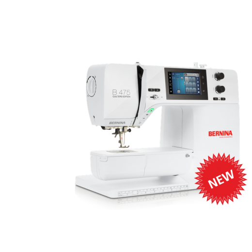 Bernina S-475 Sewing and Quilting Machine