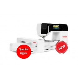 Bernina New S-590E Sewing And Embroidery Machine