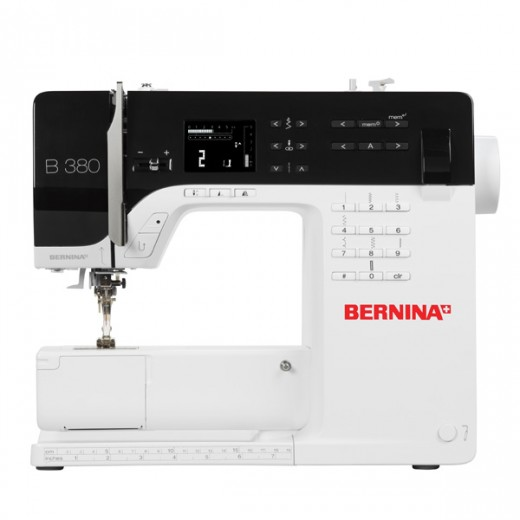 Bernina 380 Sewing Machine