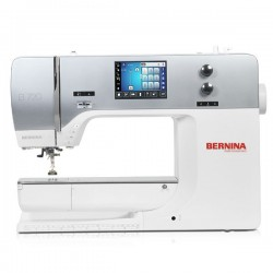 Bernina B720 with Optional Embroidery Unit
