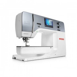 Bernina B770QE with BSR Optional Embroidery Unit