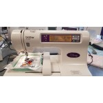Brother 180D Embroidery machine (USED)