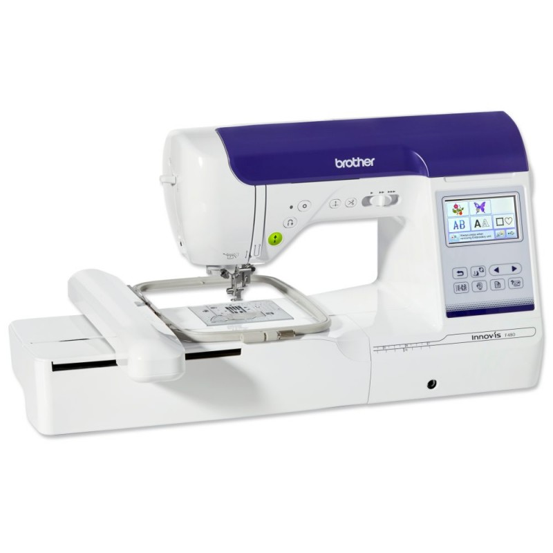 brother innov is f480 sewing and embroidery machine. Black Bedroom Furniture Sets. Home Design Ideas