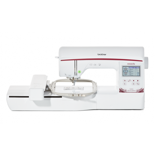 Brother NV870SE Embroidery machine