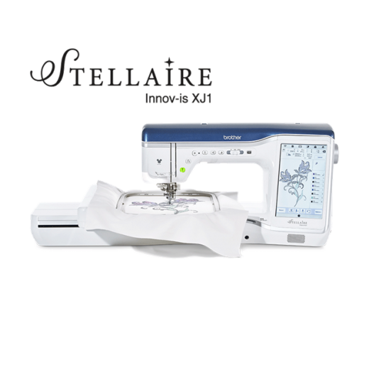 Brother Stellaire XJ1 Sewing and Embroidery machine