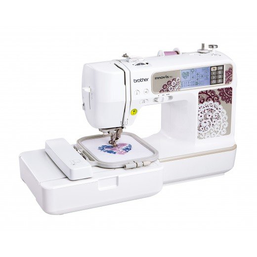 Brother NV955 Sewing and Embroidery Machine