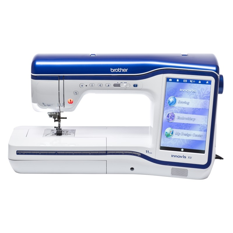 sewing embroidery and quilting machine