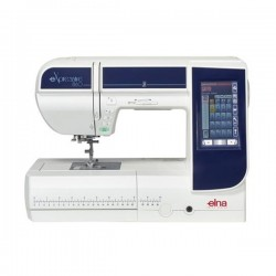 Elna 860EX Sewing and Embroidery Machine