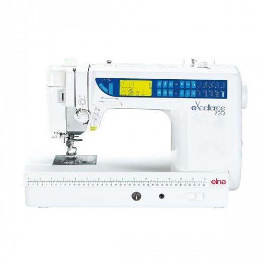 Elna Excellence 720EX Sewing Machine