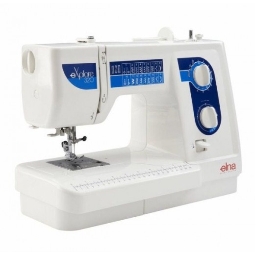 Elna Explore 320 Sewing Machine