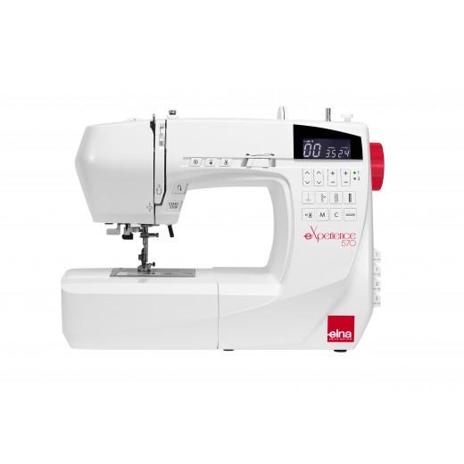 Elna Experience 570EX Sewing Machine