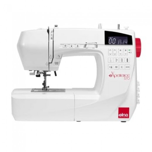 Elna 570A Sewing Machine