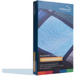 mySewnet Gold 2021 Software
