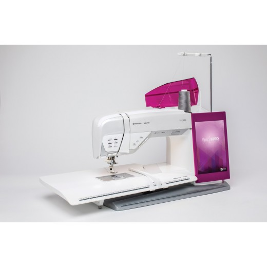 Husqvarna Epic 980Q Sewing and Quilting Machine