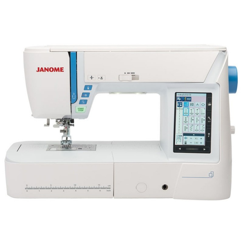 Janome Atelier 7 Sewing and Embroidery Machine