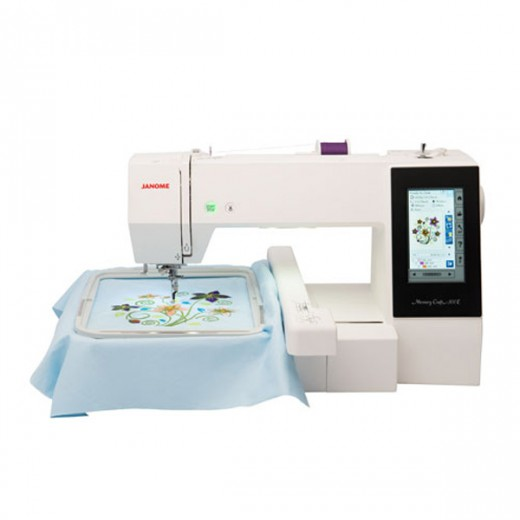 janome monogramming machine