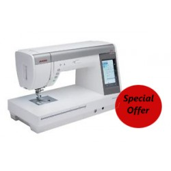 Janome Horizon MC9400QCP Sewing and Quilting Machine