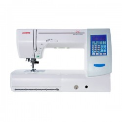 Janome Horizon MC8200QCP Special Edition Long Arm Machine