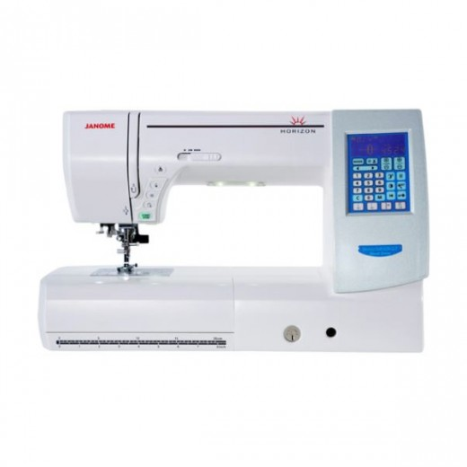 Janome Horizon MCQ8200QCP Special Edition Long Arm Machine
