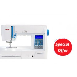 Janome Atelier 5 Sewing & Quilting Machine