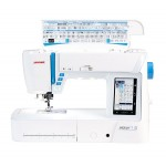 Janome Atelier 7 Sewing and Quilting Machine