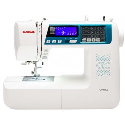Janome 4300QDC Sewing and Quilting Machine