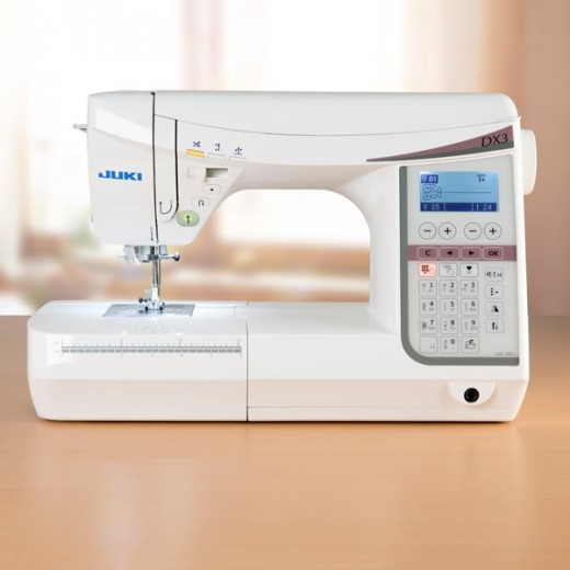 Juki HZL-DX3 Sewing Machine