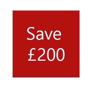 Save £200