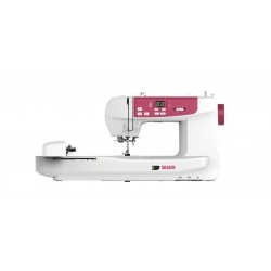 Silver WiFi embroidery and Sewing Machine