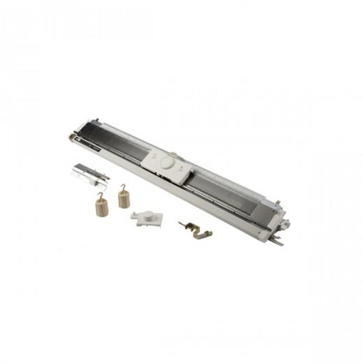 Silver SRP6ON Standard Gauge Ribber