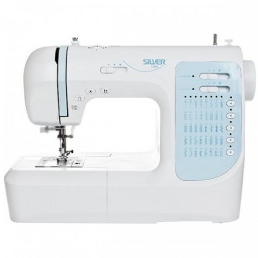 Silver MC108 Sewing Machine