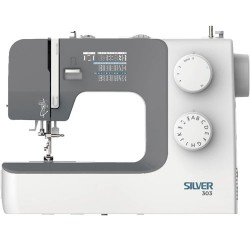 Silver 303 Sewing Machine