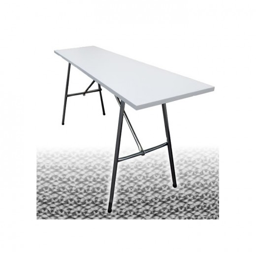 Silver Knitting Machine Table
